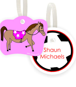 Shapie Bag tags