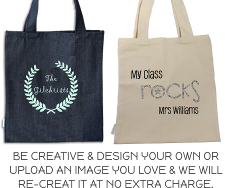 Tote Design Your own